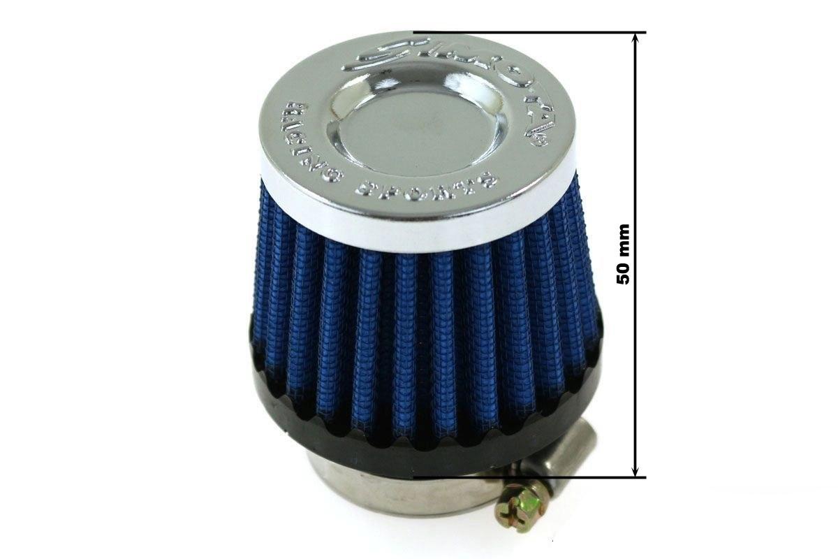 Moto Filtr stożkowy SIMOTA 38mm JAU-MB22223-23 - GRUBYGARAGE - Sklep Tuningowy